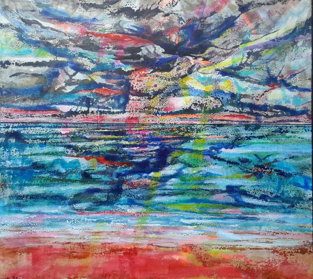 Colori tra cielo e mare